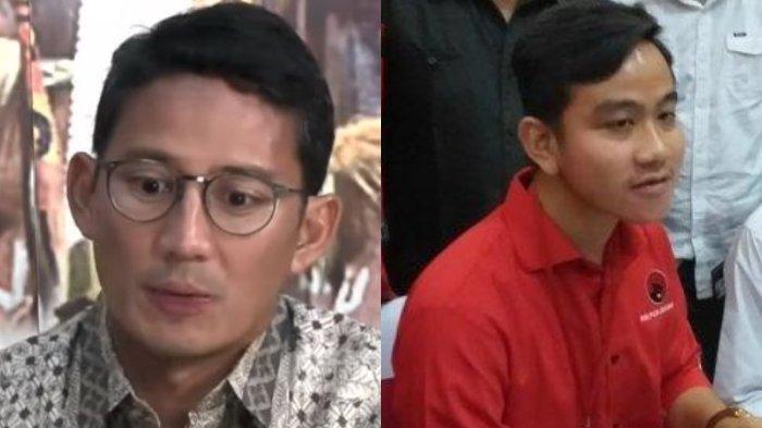 Setelah Megawati & Puan Maharani, Kini Sandiaga Uno Jadi Jurkam Gibran Rakabuming di Pilkada Solo