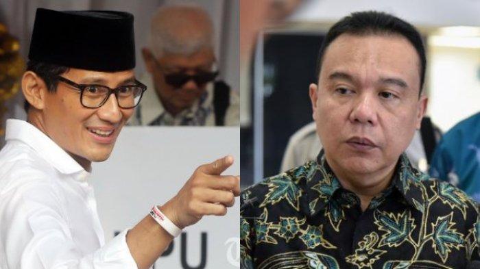 Soal Wacana PPKM Darurat Diperpanjang, Sandiaga Uno Sudah Siapkan Skenario, Pimpinan DPR Beri Saran