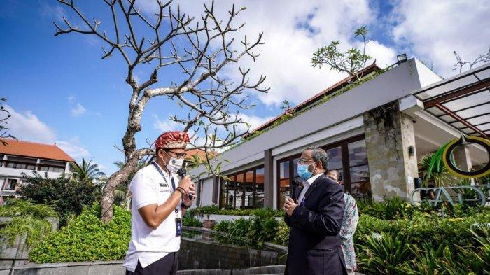 Menparekraf Sandiaga Siapkan Bali Kembali Dibuka untuk Turis Asing
