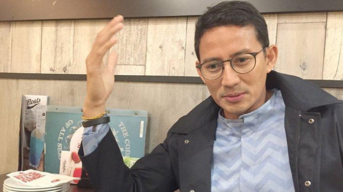 Bela Anies Terkait Banjir, Sandiaga Uno Pertanyakan Kursi Wakil Gubernur yang Tak Kunjung Terisi