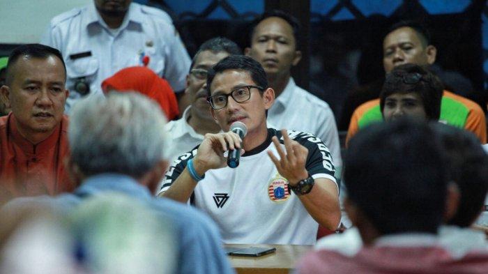Rp 620 Juta Perbaikan Air Mancur, Sandiaga: Itu Daya Tarik Gedung DPRD