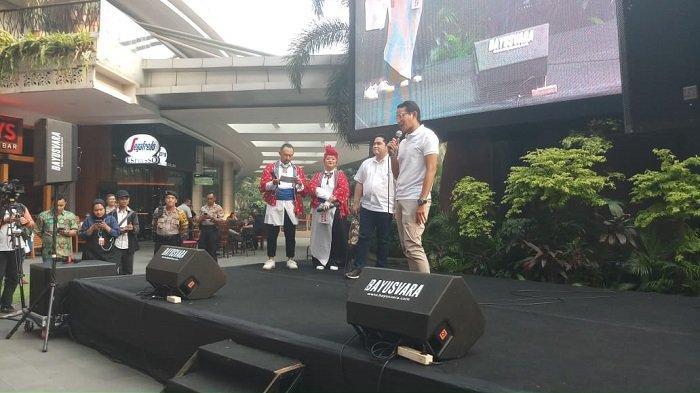 Sandiaga Uno Guyon soal Pertemuan Jokowi dan Prabowo : Mereka Enggak Mau Keduluan