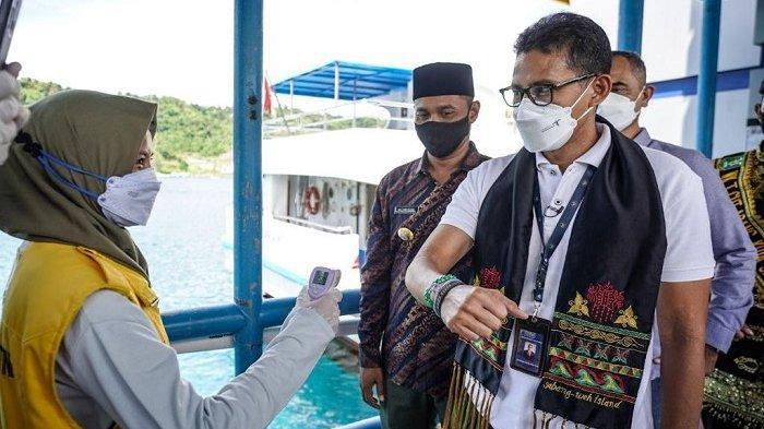 Kiat Sandiaga Geliatkan Pariwisata Sabang, Undang Investor Hingga Buka Rute Penerbangan Langsung