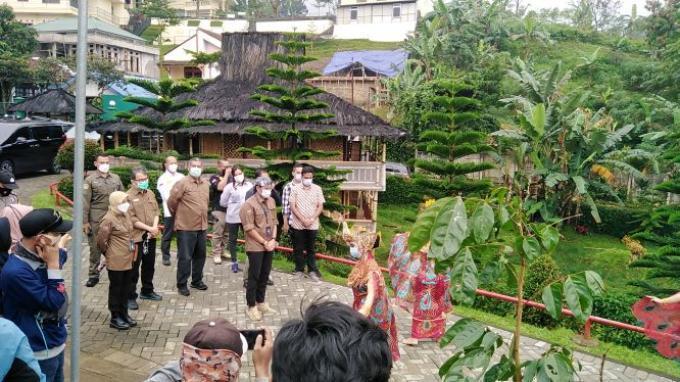 STP Trisakti dan Pemkab Kuningan Kembangkan Desa Wisata Baru