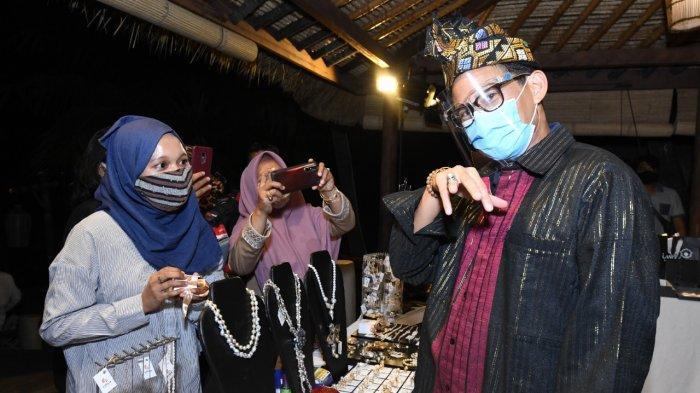 Tahu Ada Hotel di Bali Bangkrut karena Pandemi Covid-19, Ini Tanggapan Menparekraf Sandiaga