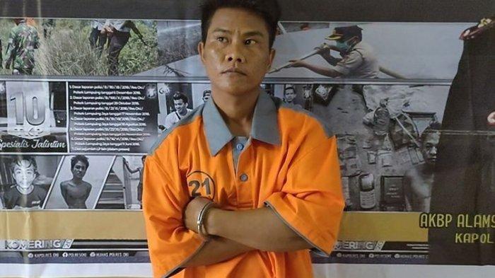 Pengakuan Mengejutkan Sandra, Tersangka Pembunuh Teman Sendiri Gegara Dipanggil Duda di OKI Sumsel