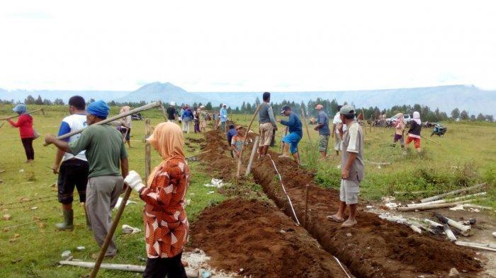 Dukungan Perempuan dalam Pembangunan Air Minum dan Sanitasi di Pedesaan
