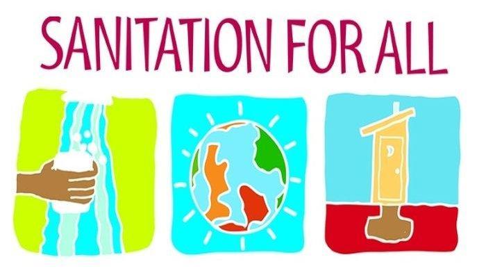 Ilustrasi program sanitasi
