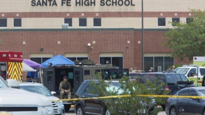 Gunakan Senjata Milik Ayahnya, Seorang Mahasiswa Melakukan Penembakan Brutal di SMA Texas