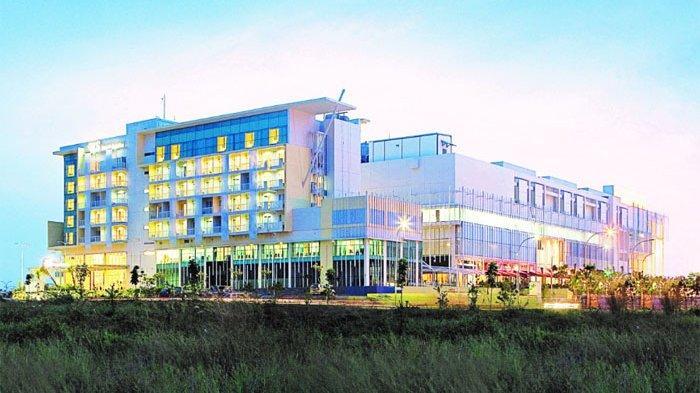 Hotel Santika BSD Teraskota Buka Lagi, Terapkan Protokol Kesehatan, Sarapan Diantar ke Kamar