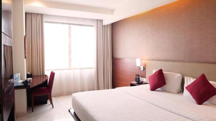 Staycation di September Ceria, Yuk Nikmati Promo Savetember Escape Hotel Santika Premiere Bintaro