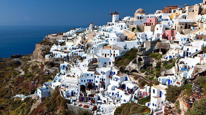 Yunani Buka Pariwisata Mulai 15 Juni 2020, Turis Asing Boleh Berkunjung