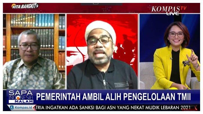 Sapa Indonesia Malam Kompas TV TMII
