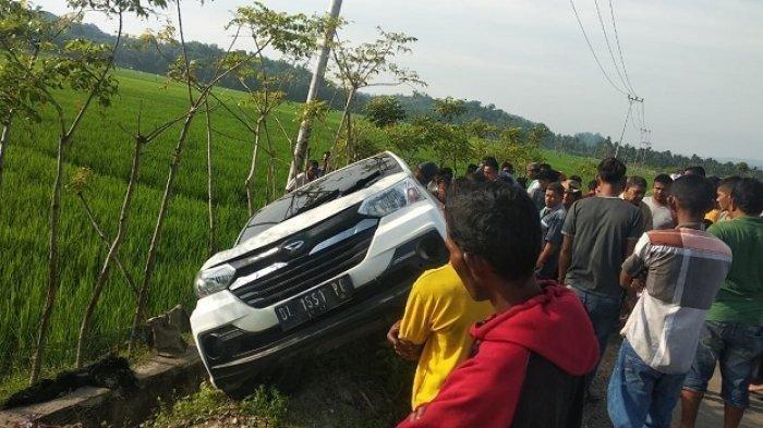 Komplotan Pencuri di Aceh Bawa 3 Ekor Lembu Curian dalam Mobil Xenia