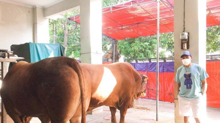Sahroni: Semoga Penyaluran Daging Kurban Bisa Meringankan Beban Warga Terdampak Pandemi