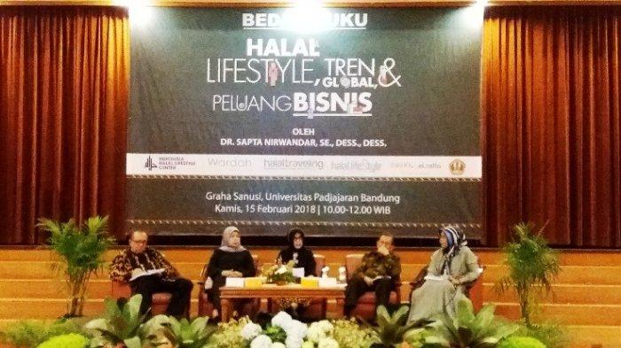 Bisnis di Sektor Halal Lifestyle Saat Ini Memiliki Potensi Sangat Besar kata Sapta Nirwandar