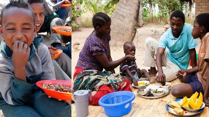 6 Menu Sarapan Favorit Negara-negara di Afrika, Rasa Lapar di Pagi Hari pun  Siap Ditebas! - Halaman 3 - Tribunnews.com