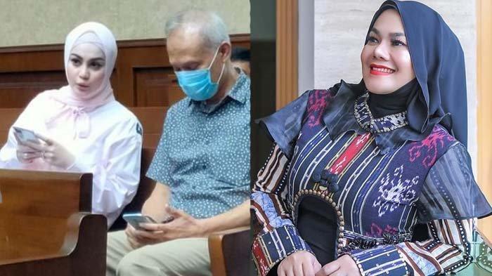 Sarita Abdul Mukti beri sindiran tajam pada Jennnifer Dunn soal keterlibatannya di kasus Wawan