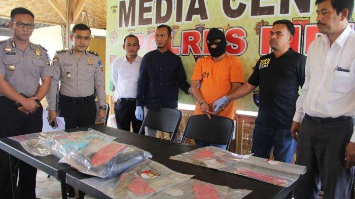 Pembunuh Istri di Aceh Itu Ternyata Pengedar Ganja, Sempat Buron Hingga ke Bogor