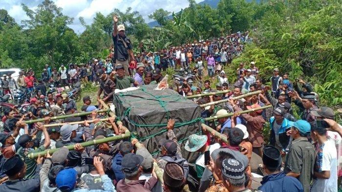 Harimau yang Ditangkap di Muaraenim Sumsel akan Dibawa ke Lampung, Ini Lokasi Evakuasinya