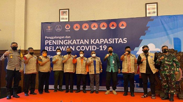 Satgas Relawan COVID-19 Tingkatkan Kapasitas 1000 Relawan Wilayah Solo Raya