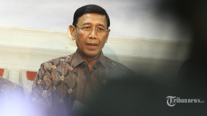 19 Pengprov Diklaim Dukung Wiranto dalam Munas PBSI