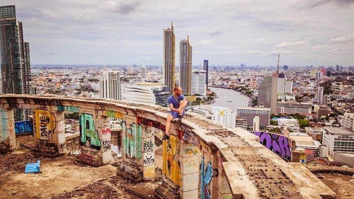 8 Fakta Menara Hantu di Thailand, Kemegahan yang Termakan oleh Zaman