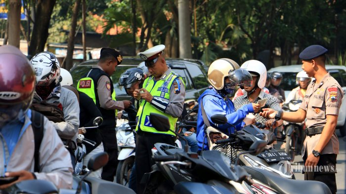 Operasi Patuh 2019 Digelar, Berikut Nama Sandi Unik Razia Lalu Lintas di Seluruh Indonesia