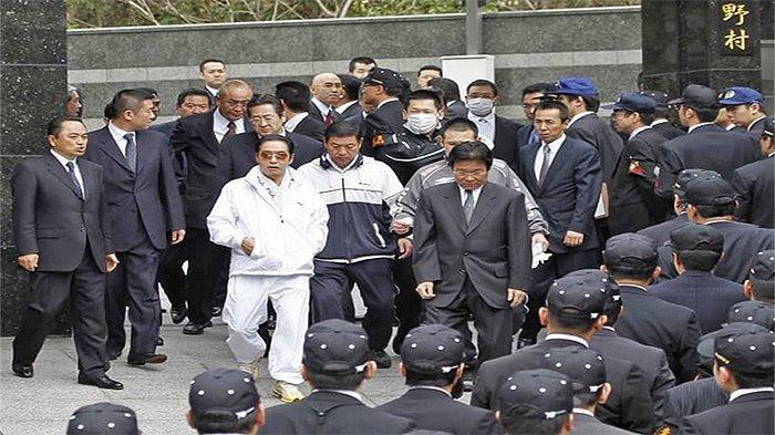 Buntut Vonis Hukuman Mati terhadap Bos Yakuza Jepang, Hakim Tsutomu Adachi Dipindahkan ke Tokyo