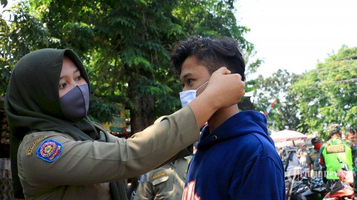 Kasus Covid-19 Meningkat, Operasi Masker Bakal Digelar Polri, TNI, Kejaksaan dan Satpol PP