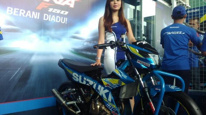 Suzuki Satria FU Bikin Bahagia Penunggangnya daripada Yamaha NMAX