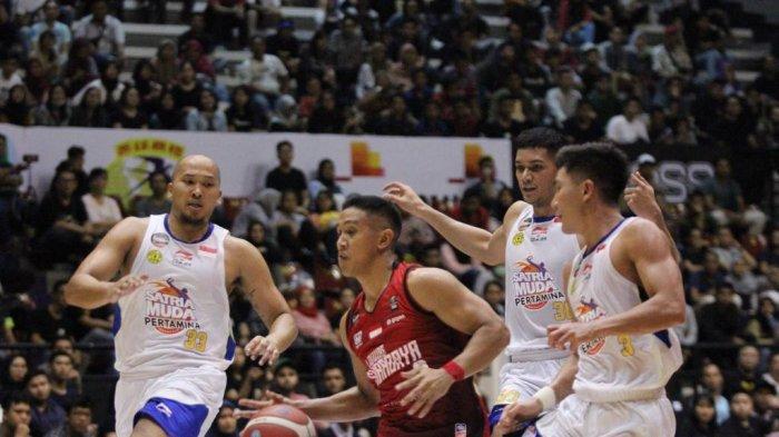 Hasil Piala Presiden Basket 2019, Pelita Jaya dan Satria Muda Bertemu di Semifinal