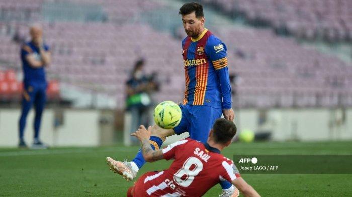 Torehan Fantastis Lionel Messi di Liga Spanyol, Semusim Minimal Cetak 30 Gol Selama 9 Musim