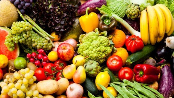 Buah dan sayur dapat mencerahkan warna gigi.