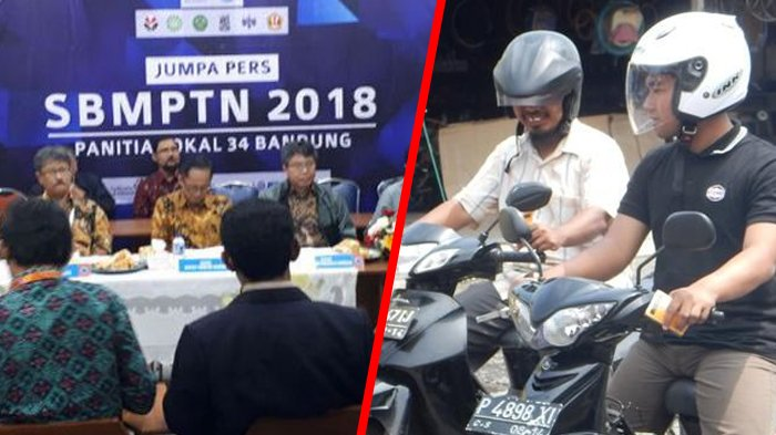 SBMPTN 2018 Ujian Tulis Berbasis Android di Bandung, hingga Ojek Gratis Antar Peserta di Banjarmasin