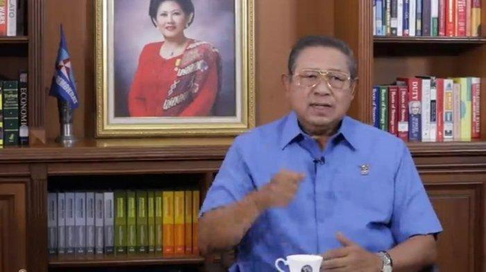SBY Layangkan Administrasi Baru ke Kemenkumham untuk Lengkapi Syarat Pendaftaran Logo Demokrat
