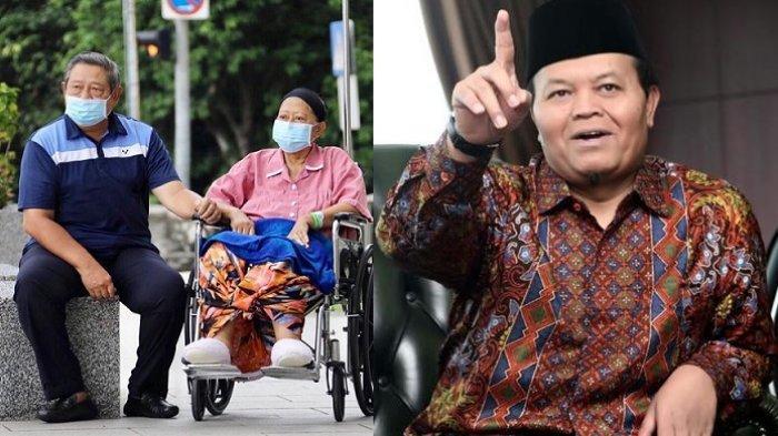 Kondisi Ani Yudhoyono Memburuk, Hidayat Nur Wahid Minta Izin SBY untuk Doakan dari Depan Kakbah