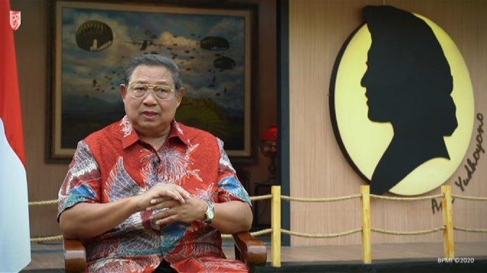 Komentar SBY soal Kritik pada Pemerintah, Ibaratkan Kritik Laksana Obat dan Pujian Layaknya Gula