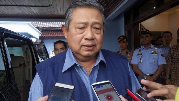 SBY Sebut Dirinya Juga Pernah Naik Motor saat Jadi Presiden, Namun Bukan Pencitraan