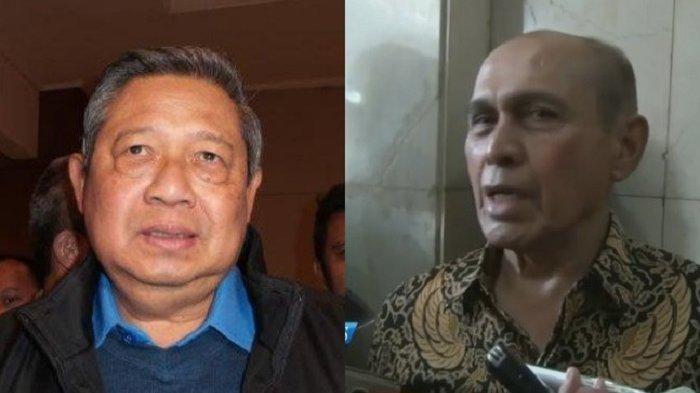 Kivlan Zen Tuding SBY Licik di Pilpres 2019, Demokrat: Itu Fitnah, Tuduhan Tak Berdasar!