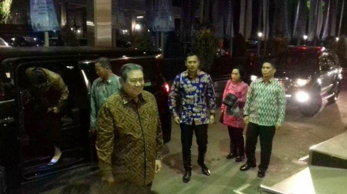 Pesan Natal SBY: Partai Demokrat Siap Jadi Contoh Kebhinnekaan
