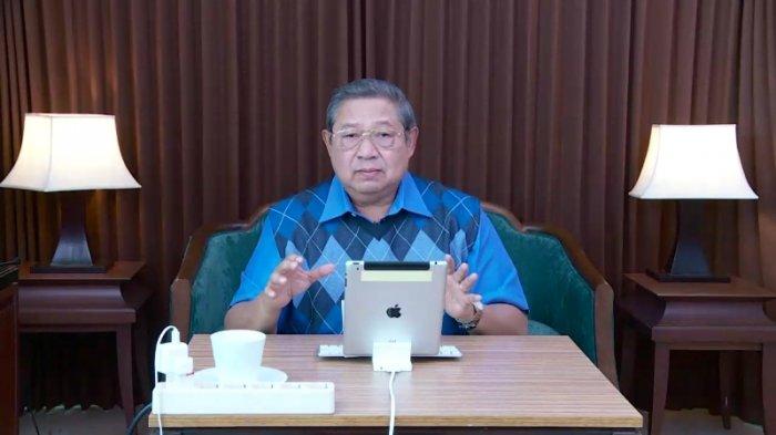 Presiden SBY Sampaikan Duka Cita dan Dukungan untuk Polri dalam Kerusuhan Mako Brimob
