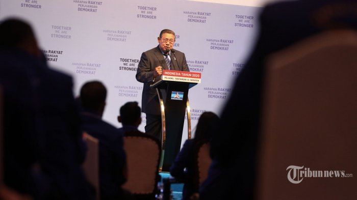 SBY: Partai Demokrat Not For Sale !