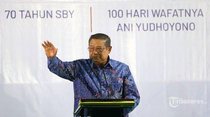 SBY Kenang Pertemuan Pertama dengan Ani Yudhoyono, di Lembah Tidar Kasih Kami Bersemi