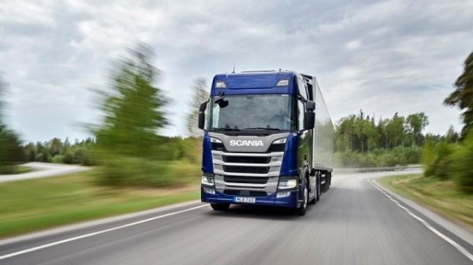 Scania Luncurkan Truk Berstandar Euro 6 Versi Update November Depan