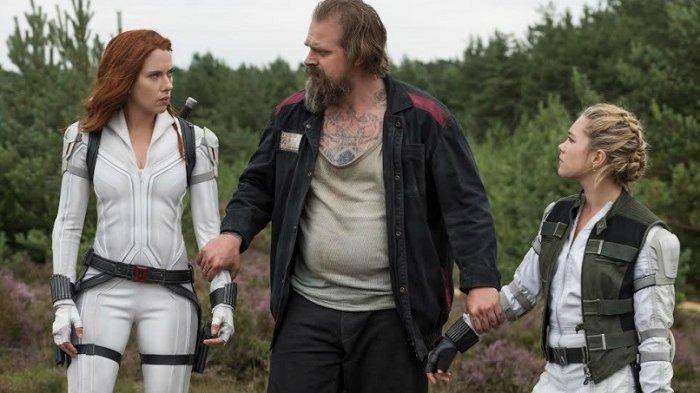 Perankan Black Widow, Scarlett Johansson Lega Setelah Ketahui Sisi Gelap Karakter Ikonik Itu