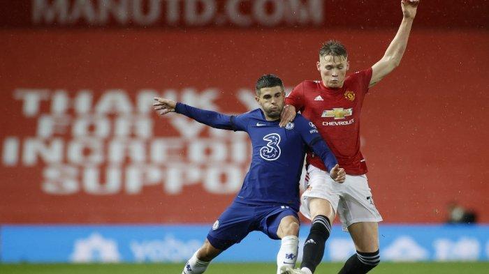 Siaran Langsung Liga Inggris Malam Ini, Live Streaming Mola TV, Chelsea vs Manchester United