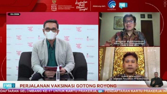 Kimia Farma Sepakati Pengadaan 7,5 Juta Dosis Vaksin Sinopharm Guna Percepat Vaksinasi Gotong Royong