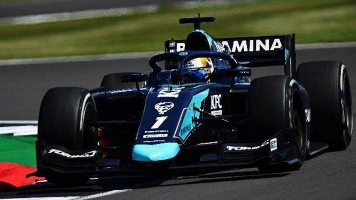 Sean Gelael Belum Tahu Bakal Gunakan Strategi Seperti Apa Saat Balap di Sirkuit Silverstone