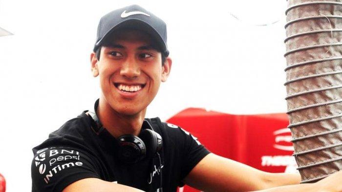 Sean Gelael Jadi Kapten Tim Indonesia ke FIA Motorsport Games